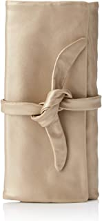 Redd Leather + Home Women's Leather Jewellery Roll