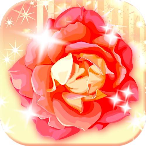 Rosen-Aufkleber