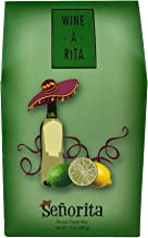 Wine-A-Rita Señorita Margarita Frozen Cocktail Mix, 12 Ounce Pack, Makes 72 Ounces