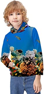 Kid's Novelty Sweater Mexican Roots Pullover Hoody Sweatshirt Teen's Breathable Sports Hoodies-