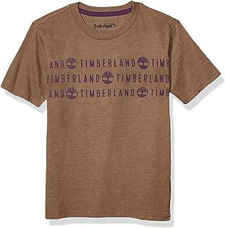 Boys' Big Short Sleeve Graphic Print Jersey Tee