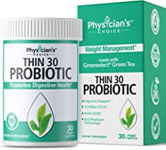 Probiotics for Women – Detox Cleanse & Weight Loss – Clinically Proven..