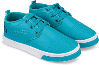 Earton Casual Shoes, Lace-Up, Sneakers Shoes,Canvas Shoes for Boys (3181)