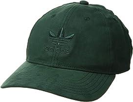 2963970aa58 adidas Originals Originals Relaxed Strapback Hat at Zappos.com