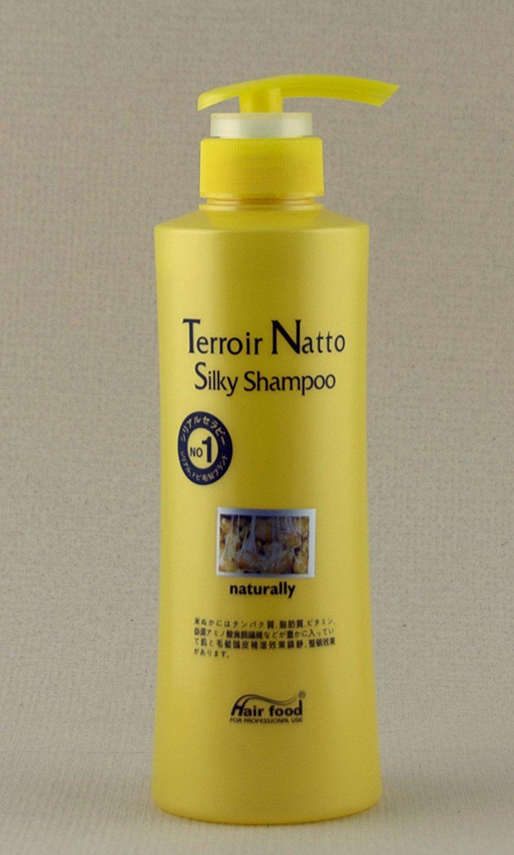 Max 63% OFF Terroir Natto Silky Shampoo naturally Hair by Choice 500g Food