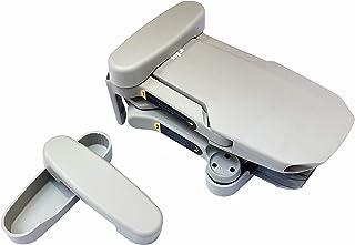 Linghuang Soporte de Hélice Flexible para dji Mavic Mini Propeller Fastener Protector Cover (Gris)