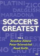 Soccer's Greatest - Volume 6 - Zinedine Zidane/Peter Schmeichel/Ruud Gullit