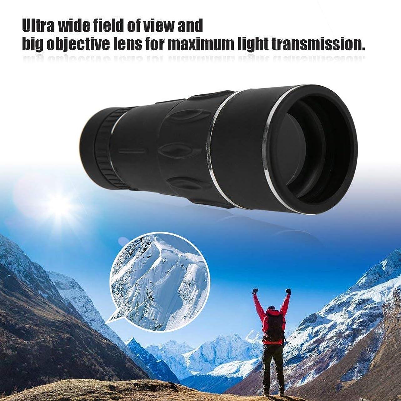 前置詞不道徳テニスブラック 超軽量 ハンティング 単眼鏡 大型接眼レンズ 望遠鏡 35X95 キャンプ バードウォッチング 旅行 ハイパワー 倍率