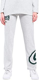 Ultra Game NFL Women's Punt Brushed Hacci Jogger Sweatpants