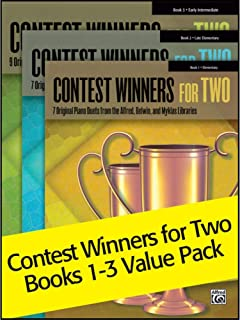 Contest Winners for Two 1-3 (Value Pack)
