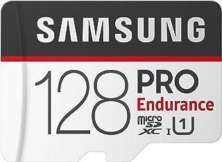 Samsung PRO Endurance マイクロSDカード 128GB microSDXC UHS-I U3 100MB/s ドライブレコーダー向け MB-MJ128GA/EC 国内正規保証品