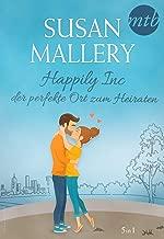 Happily Inc - der perfekte Ort zum Heiraten (5in1) (eBundle) (German Edition)