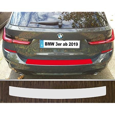 Passgenau Für Bmw 3er G21 Touring Ab 2019 Lackschutzfolie Ladekantenschutz Transparent Auto