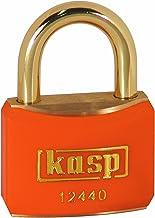 Kasp K12440ORAD hangslot, kleur/oranje