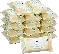 Marca Amazon -  Mama Bear Soft Toallitas húmedas para beb