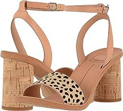 Leopard Calf Leather