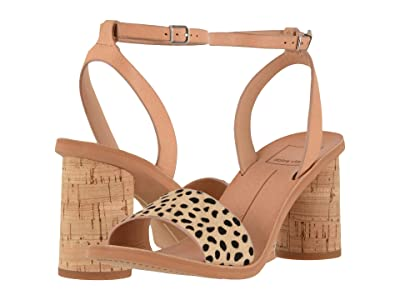 Dolce Vita Jali (Leopard Calf Leather) Women