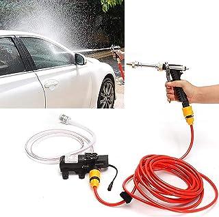 YKDY CARPART 70W Portable High Pressure Car Cleaning Pump Washing Machine Device, DC 12V