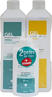 Geles Inibsa Gel Dermatológico 1000 ml, Gel Multicereales