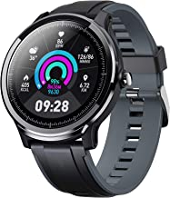 "Smart Watch for Android and iOS Phone, Fitnees Tracker with 1.3"" Full Touch Screen.."