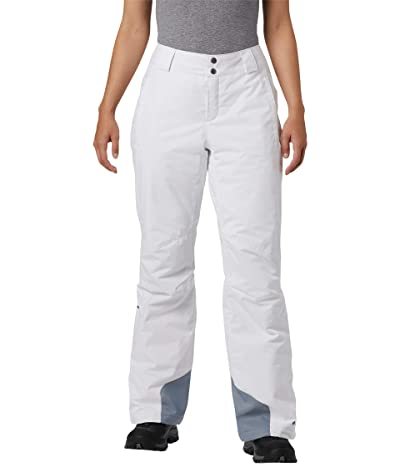 Columbia Bugabootm Omni-Heat Pants (White Tradewinds Grey) Women