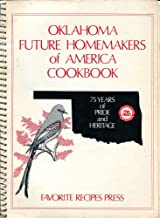 Oklahoma Future Homemakers of America cookbook: 75 years of pride and heritage