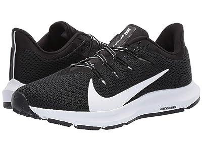 Nike Quest 2 (Black/White) Women