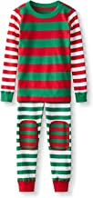 Hanna Andersson Holiday Mix it Up Stripe Family Pajamas