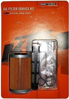 NEW KTM OIL FILTER SERVICE KIT 250 XCF XCF-W SXF SIX DAYS 2008-2013 77038015010
