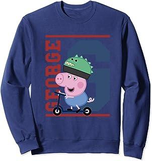 George Pig Scooter Sweatshirt