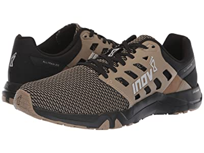 inov-8 All Train 215 Knit (Black/Brown) Men