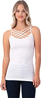 Best caged cami tank top Reviews