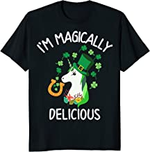 I'm magically delicious funny lepricorn St Patrick Day Shirt