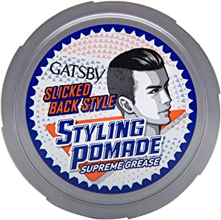 Gatsby Styling Pomade Supreme Grease, 80g