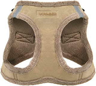 Voyager Step-in Plush Dog Harness - Soft Plush, Step in...