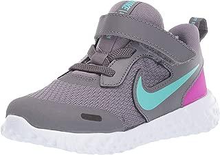 Nike Kids Revolution 5 Toddler Velcro Running Shoe