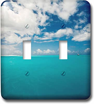 3drose Lsp 107091 2 Hapuna Beach State Park Ready To Surf Double Toggle Switch Multicolor Switch Plates Amazon Com