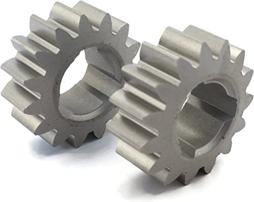 Toro (2) OEM Gear-Pinion for 20091, 20092, 20093, 20095, 20099, 20380 Lawn Mower by The ROP Shop
