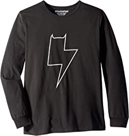 Bolter Long Sleeve Tee (Toddler/Little Kids/Big Kids)