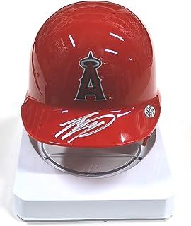 Shohei Ohtani Los Angeles Angels Signed Autographed Mini Helmet PAAS LOA COA