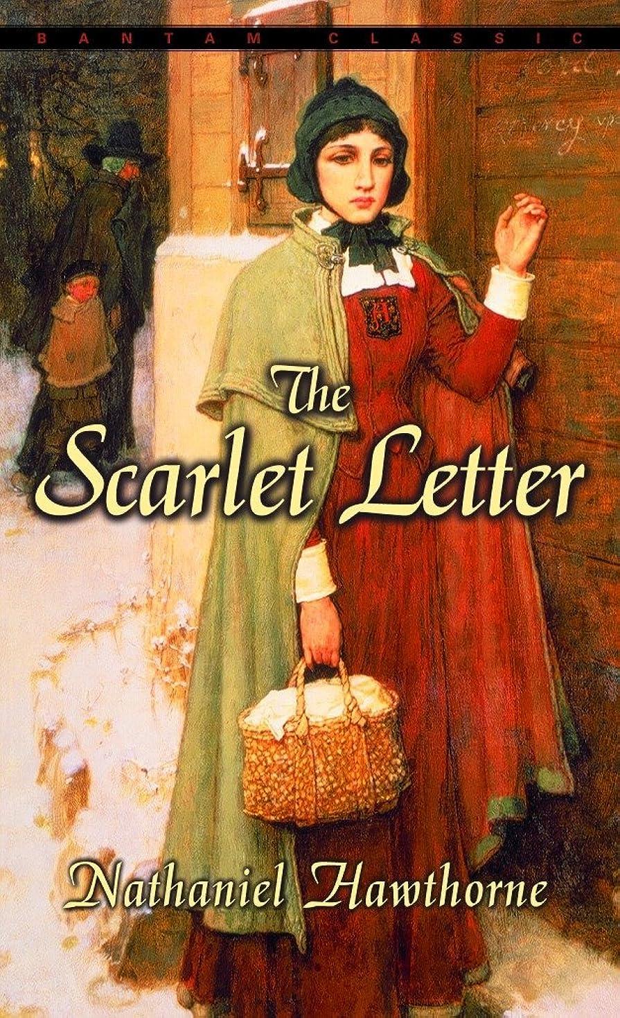 マスクリハーサルボーダーThe Scarlet Letter (Bantam Classics)