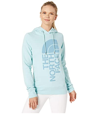 The North Face Trivert Pullover Hoodie (Windmill Blue/Windmill Blue) Women