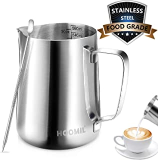 Best steaming pitcher sizes Reviews