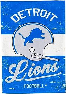Team Sports America 14L3810VINT Detroit Lions Vintage Linen