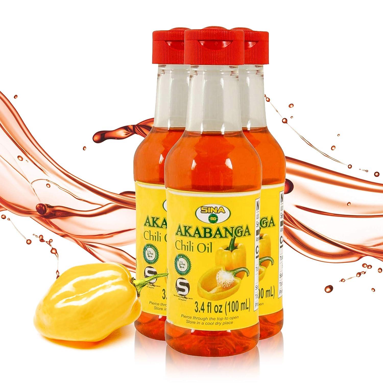 Akabanga Chili Öl Sauce   Piri Piri Bird's Eye   Ruanda, Afrika 20 ...