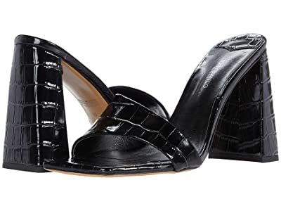 Tony Bianco Beema (Black Croc) Women