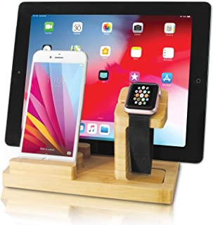 Charging Station, Phone Charging Stations, Docking Station, USB Charging Station, Charging Dock, Multiple USB Charger, Tablet Charging Station, USB Charger Multi Port with Four USB Ports and USB Cable