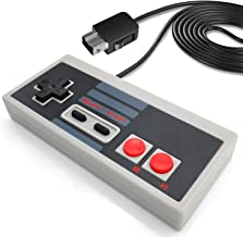 Reshow NES Classic Controller Nintendo Classic Mini Controller Game Pad 6ft Extend Link Extension Cable for Nintendo Mini NES Classic Edition Wired Joypad & Gamepads Controller with 1.8m Cable