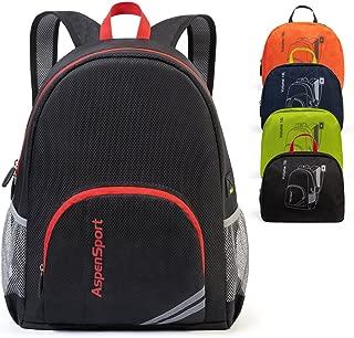 Aspensport Foldable Backpack Lightweight Hiking Daypack for Men & Women Bag 18L