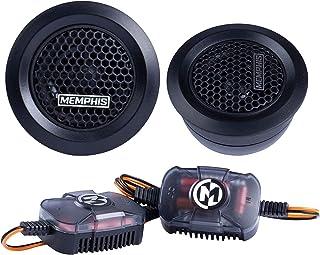 Memphis Audio PRX10 Power Reference Series 1 Inch 50 Watt RMS 100 Watt Peak Power Tweeter Car Audio Speakers photo